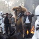 Contenders – VFX Artists Roger Guyett, Patrick Tubach, Neal Scanlan and Chris Corbould, <em>Star Wars: The Force Awakens</em>