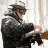 Director Quentin Tarantino Goes Big On <em>The Hateful Eight</em>