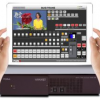 FOR-A Expands 1 M/E Switcher Series with HVS-100 Express