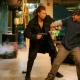 The Equalizer Stunt Coordinator Chris Place on Queen Latifah's Action Sequences