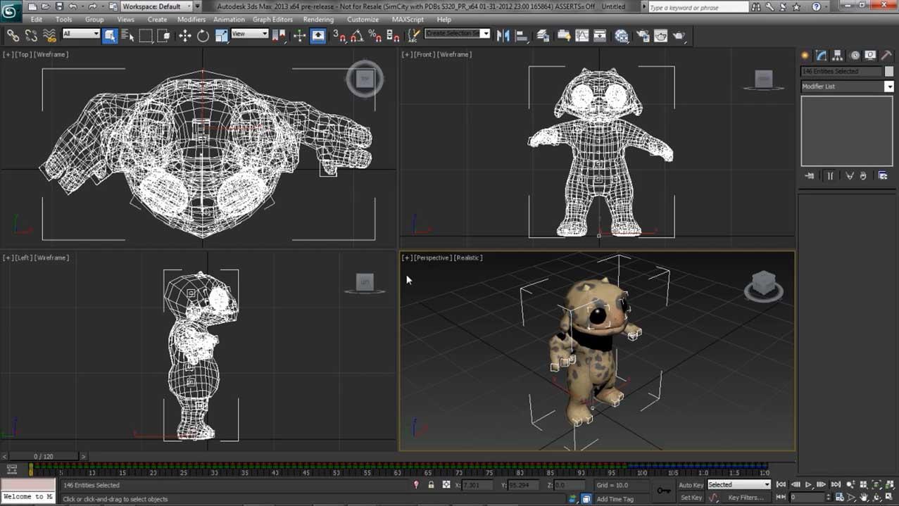 AUTODESK 3Ds Max 2013 এবং AUTODESK Maya 2013