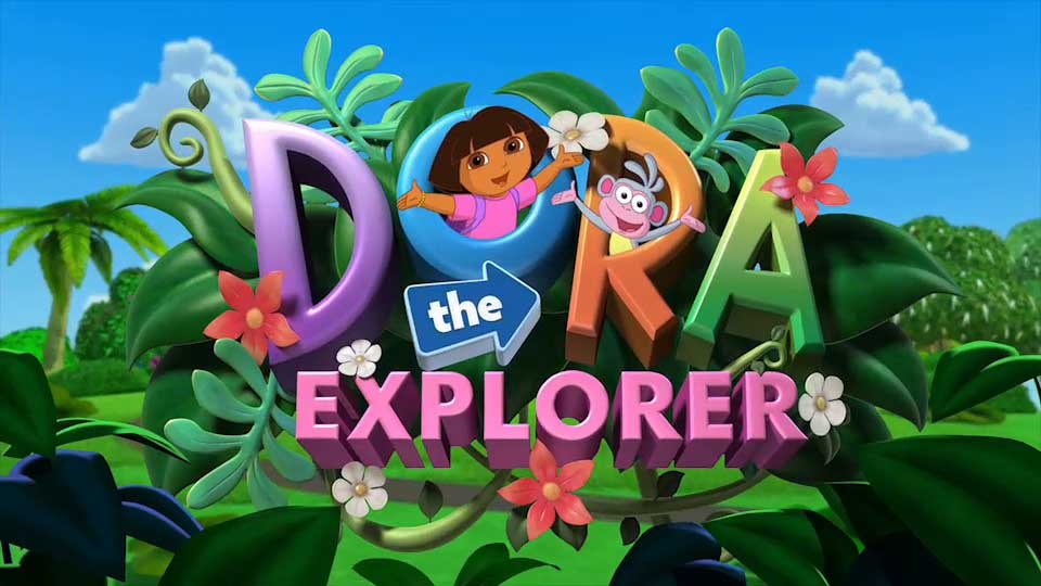 Calabash Animation Creates New 3D Opening for Dora The Explorer