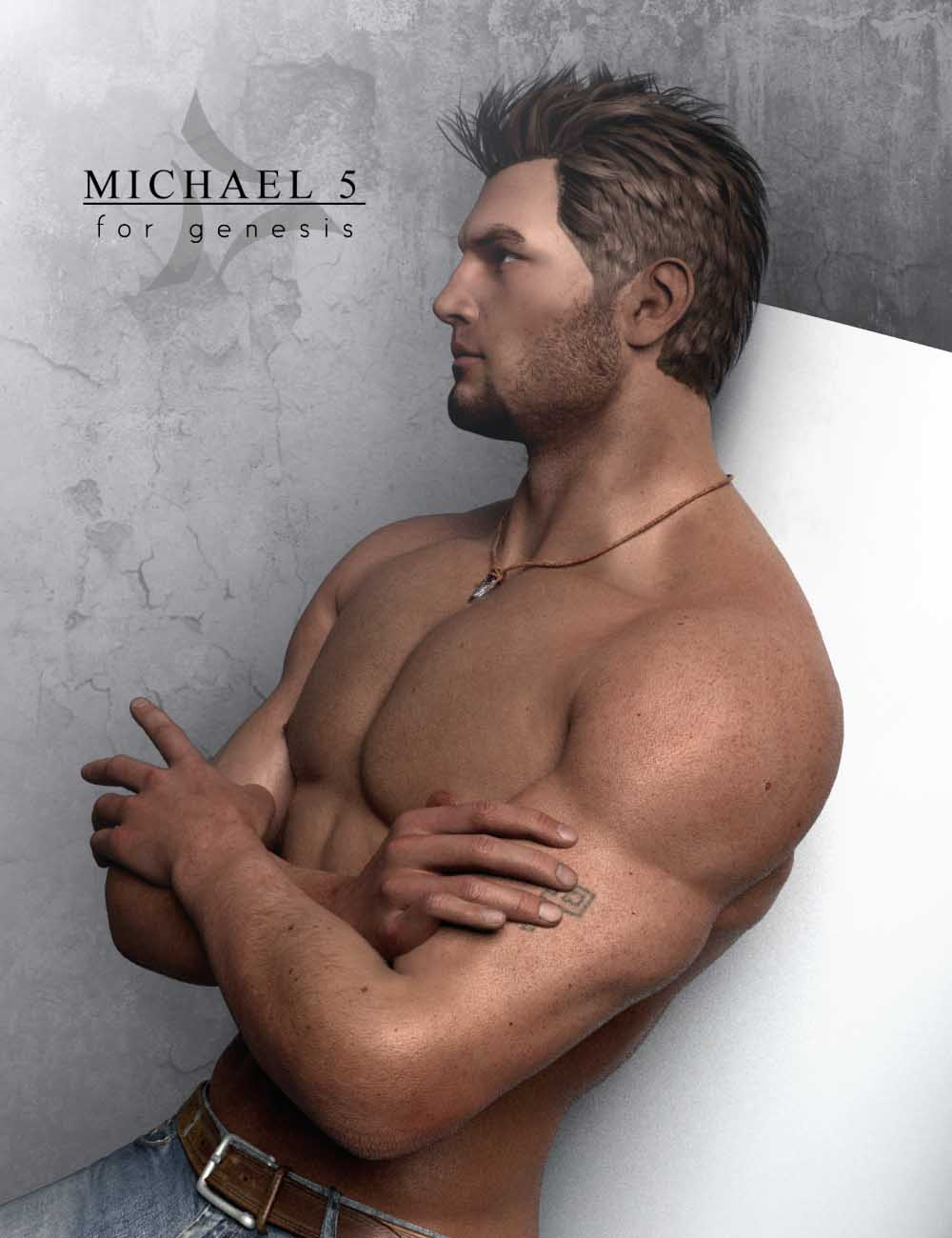 Micael 5 offers state-of-the-art photorealism, mapping, morph and ...