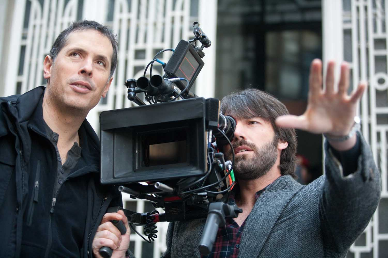 Contender – Director of Photography Rodrigo Prieto, Argo ...