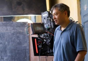 Director Ang Lee was honored with the MPSE filmmaker award.