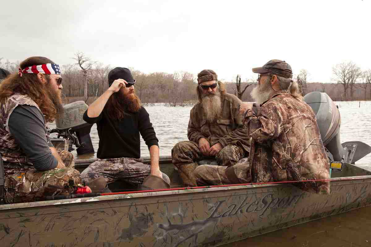 BIGSMACK Shoots 21 Spots in Two Days for A&E's Duck Dynasty