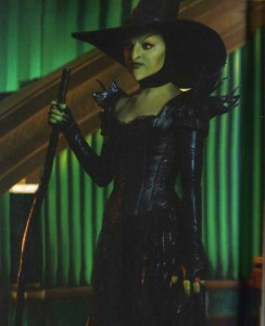 Mila Kunis in Oz The Great and Powerful.