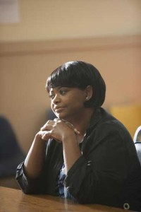 Olivia Spencer plays Oscar Grant's Mother in Fruitvale Station