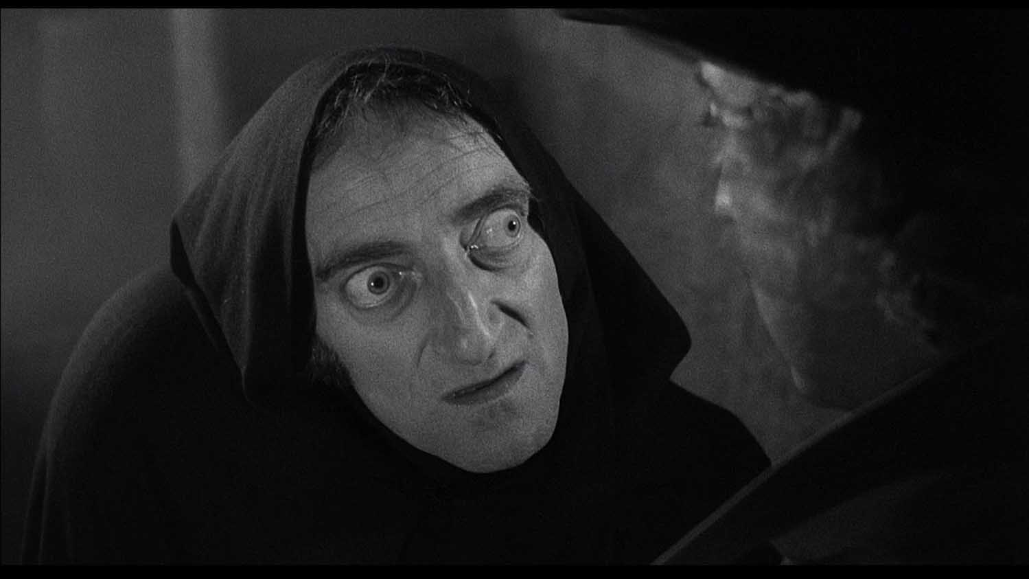 Young Frankenstein in Young Frankenstein came