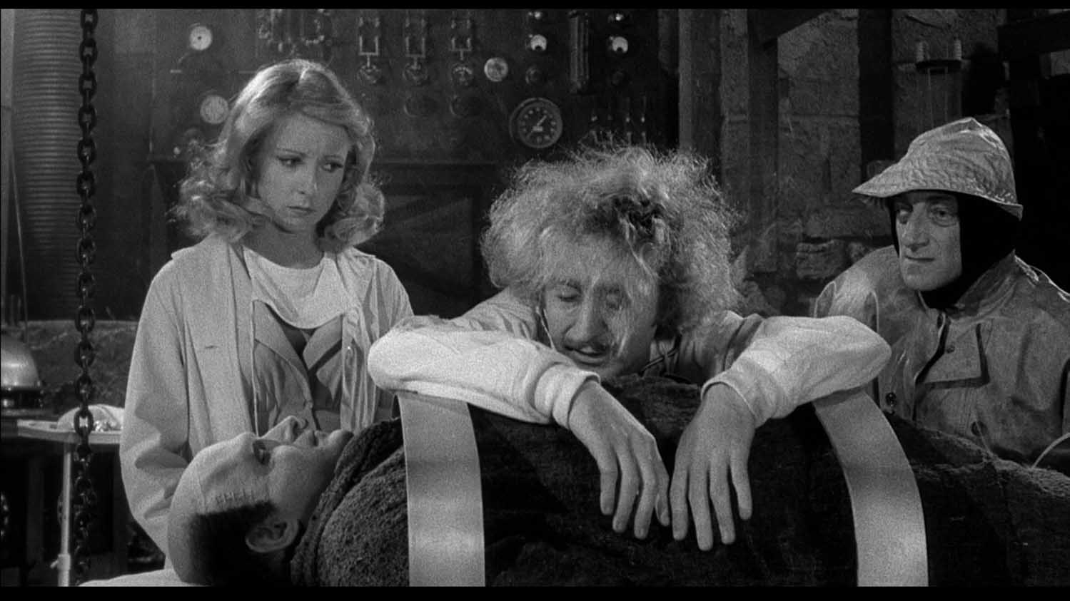 young frankenstein film Young frankenstein is a 1974 american horror comedy film directed by mel brooks and starring gene wilder as the title character.
