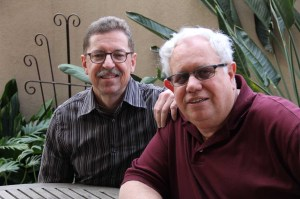 Gregg Rudloff (left) and John Reitz.