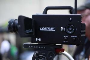 Pro-8's Logmar S-8 camera.