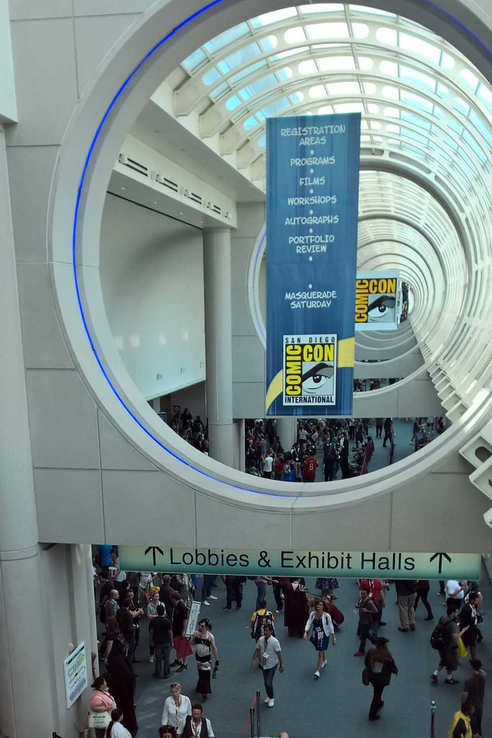 Offer Up San Diego >> Guilds Offer Up Below The Line Panels At Comic Con Below The Line