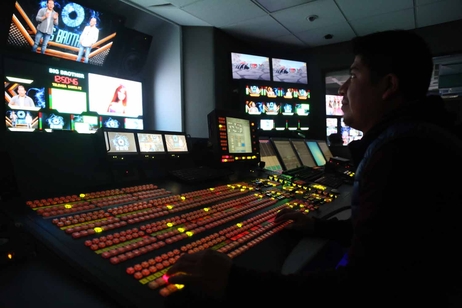 Bexel Global Sets Up House For Big Brother Mexico