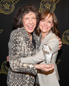 Lily Tomlin (left) and Sally Fields. Photos by Mathew Imaging