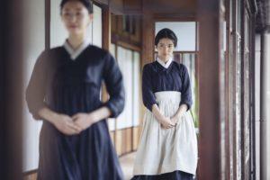 KIM Tae-ri in The Handmaiden. Photo courtesy of Amazon Studios / Magnolia Pictures.