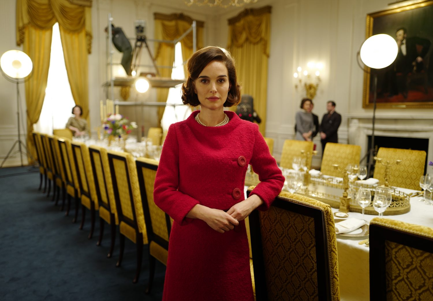 Palm Springs Film Festival honors Natalie Portman for 'Jackie' role