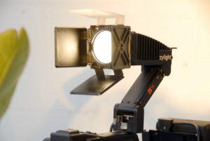 Newz on-camera light