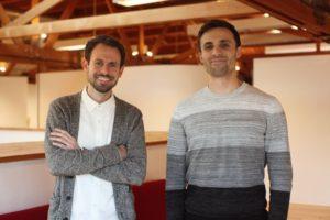 Chris Hill & Sami Tahari