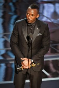 Mahershala Ali is an Oscar 2017 Winner for Best Actor in a Supporting Role for Moonlight.