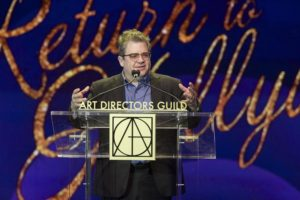 Comedian Patton Oswalt hosts the 21st Annual Art Directors Guild Excellence In Production Design Awards (Photo by Mathew Imaging/WireImage)