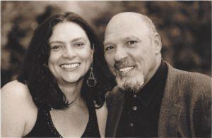 August Wilson & Constanza Romero Wilson