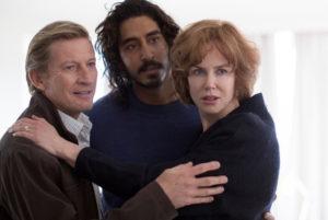 David Wenham, Dev Patel and Nicole Kidman in Lion (2016) Photo: Mark Rogers