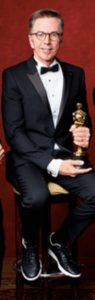 Kevin O'Connell, photo courtesy of AMPAS