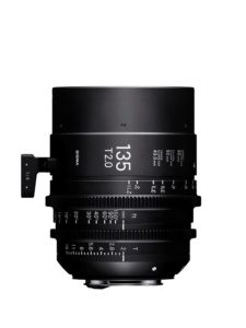 Sigma Cine FF High Speed 135mm T2