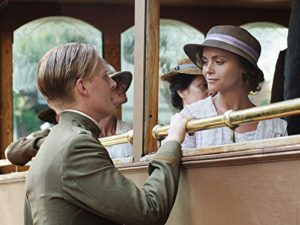 Christina Ricci and David Hoflin in Z: The Beginning of Everything