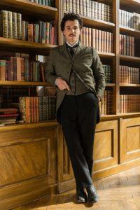 Johnny Flynn in Genius