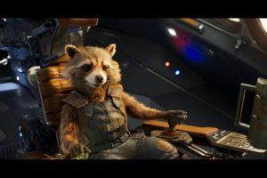 Rocket in Guardians of the Galaxy Vol. 2