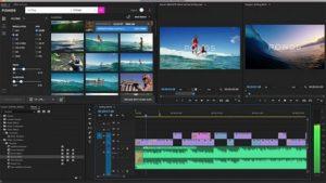 LR-Pond5 Adobe Add-On Interface