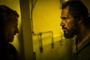 Aaron Pedersen and Aaron Glenane in Killing Ground