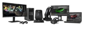 HP Z Workstation VR Product Family