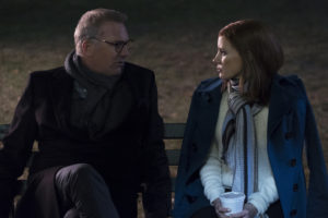 Kevin Costner and Jessica Chastain star in MOLLY'S GAME