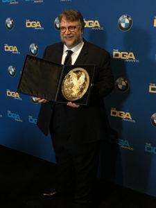 Guillermo del Toro wins 2017 DGA Feature Film