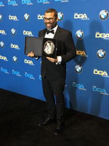 Jordan Peele Wins First-Time Feature Film