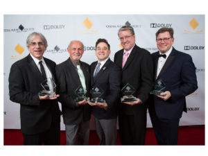 54th CAS Awards Group Photo