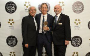 Alan Robert Murray, John Faisal, and Tom McCarthy MPSE Awards 2018