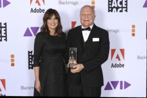 Mariska Hargitay, Career Achievement Honoree Leon Ortiz-Gil, ACE