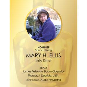 Mary H. Ellis nomination