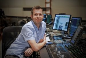 Supervising Sound Editor Julian Slater - Baby Driver