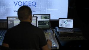 VoiceQ studio