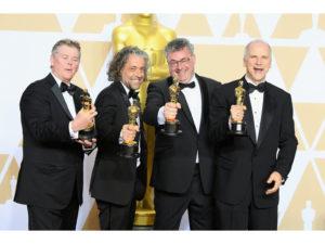 Richard R. Hoover, Paul Lambert, Gerd Nefzer and John Nelson