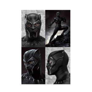 Black Panther Conceptual Character and Costume Design