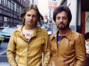 Doug Stegmeyer and Billy Joel