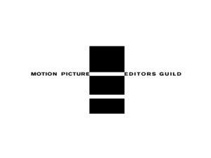 Motion Picture Editors Guild