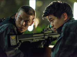 Will Poulter Ki Hong Lee