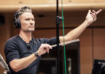 Composer Brian Tyler Conducting